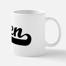 Black jersey: Jaren Mug
