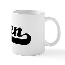 Black jersey: Jaren Small Mug