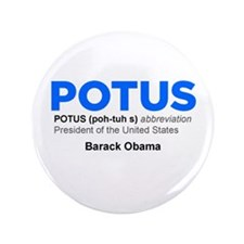 "Inauguration 2013 3.5"" Button"