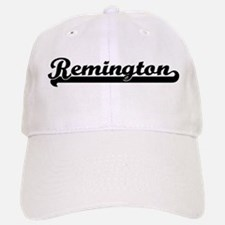 Black jersey: Remington Baseball Baseball Cap