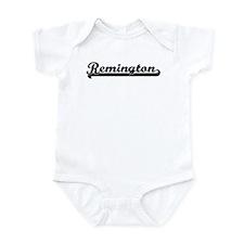Black jersey: Remington Onesie