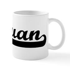 Black jersey: Jaquan Mug