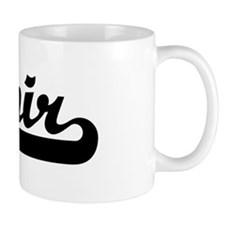 Black jersey: Samir Coffee Mug