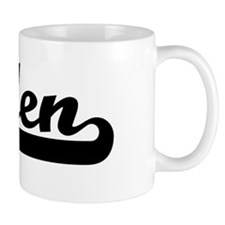 Black jersey: Caden Mug