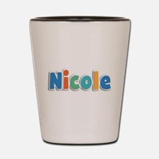 Nicole Spring11B Shot Glass