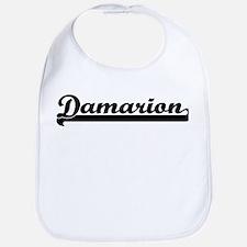 Black jersey: Damarion Bib