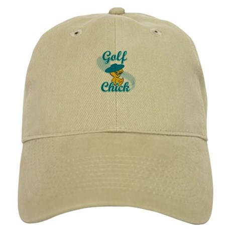 Golf Chick #3 Cap