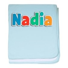 Nadia Spring11B baby blanket