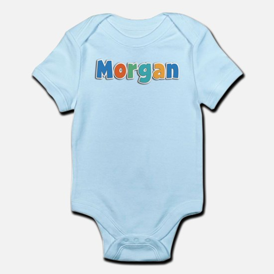 Morgan Spring11B Infant Bodysuit