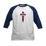 Cross - Leith Kids Baseball Jersey