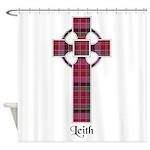 Cross - Leith Shower Curtain