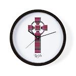 Cross - Leith Wall Clock