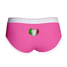 Italian Heart Women's Boy Brief