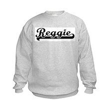 Black jersey: Reggie Sweatshirt