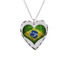 Brazilian Heart Necklace