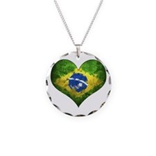 Brazilian Heart Necklace