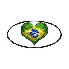 Brazilian Heart Patches