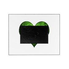 Brazilian Heart Picture Frame