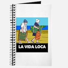 Cute La loca Journal