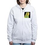 Parakeet 1 - Steve Duncan Women's Zip Hoodie