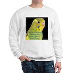 Parakeet 1 - Steve Duncan Sweatshirt