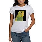 Parakeet 1 - Steve Duncan Women's T-Shirt