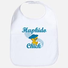 Hapkido Chick #3 Bib