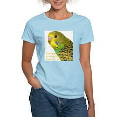 Parakeet 2 - Steve Duncan Women's Light T-Shirt
