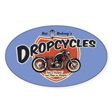 Dropcycles Decal