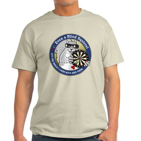 Darts Blind Squirrel T-Shirt