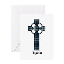 Cross - Lamont Greeting Card