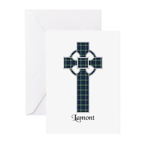 Cross - Lamont Greeting Cards (Pk of 10)