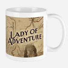 Lady Of Adventure Mug