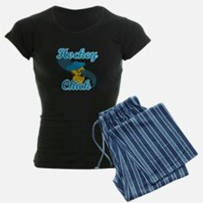 Hockey Chick #3 Pajamas