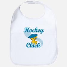 Hockey Chick #3 Bib