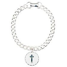 Cross - Laing Charm Bracelet, One Charm