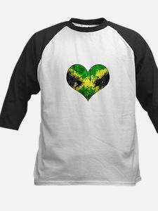 Jamaican heart Tee