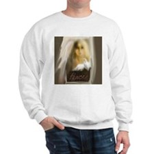 a peace of love dove Sweatshirt