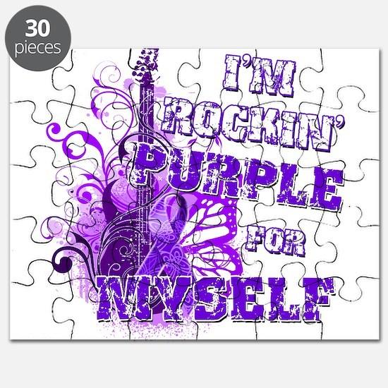 Im Rockin Purple for Myself.png Puzzle