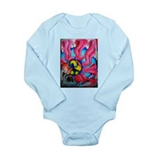 Been There Long Sleeve Infant Bodysuit