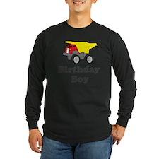 Dump Truck Birthday Boy T