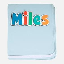 Miles Spring11B baby blanket