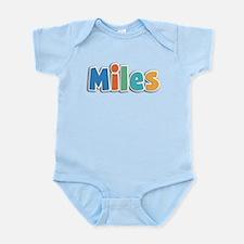 Miles Spring11B Infant Bodysuit