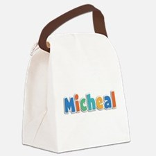 Micheal Spring11B Canvas Lunch Bag