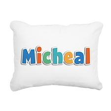 Micheal Spring11B Rectangular Canvas Pillow