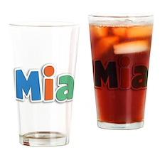 Mia Spring11B Drinking Glass