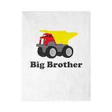 Big Brother Dump Truck Twin Duvet
