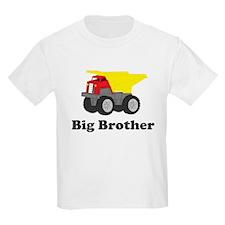 Big Brother Dump Truck T-Shirt