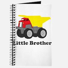 Little Brother Dump Truck Journal