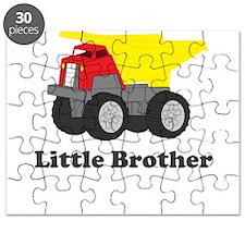 Little Brother Dump Truck Puzzle